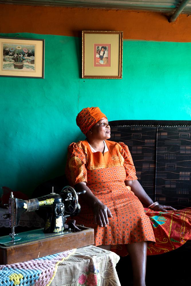 Martha Nkosi, Cornelia Freestate
