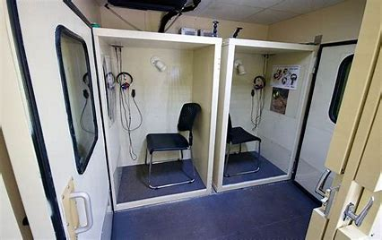 Hearing Testing - AOHC has the capability of coming to your business and testing all employees in your hearing conservation program! We have a 23 ft. long trailer with 3 booths, heating & air conditioning to test all year round! All of our technicians are CAOHC certified! For more information and pricing contact:Andy King at 479-725-3049 or email at aking@aohconline.com