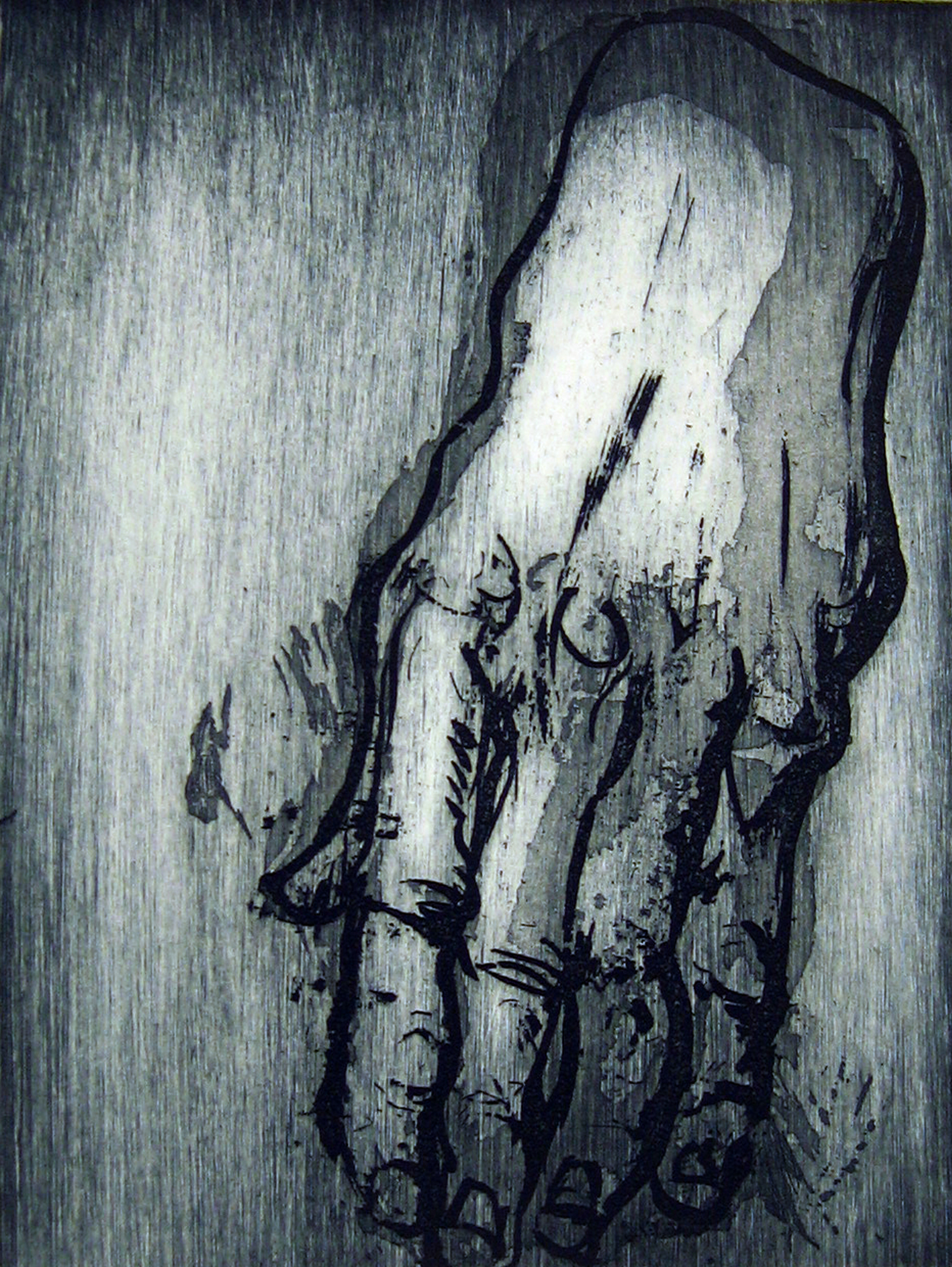 G's Hand at 96