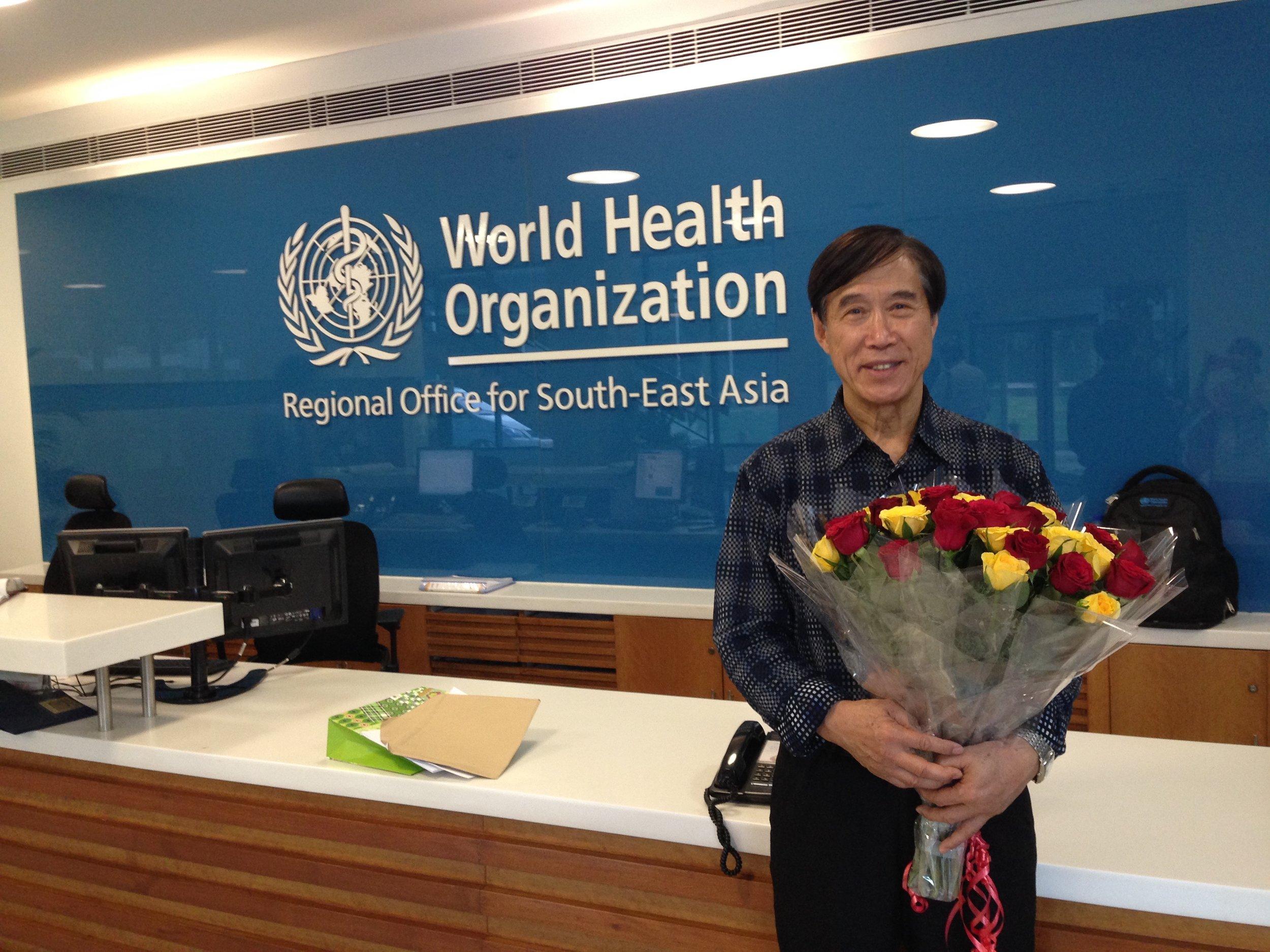 World Health Organization, New Delhi, 2015
