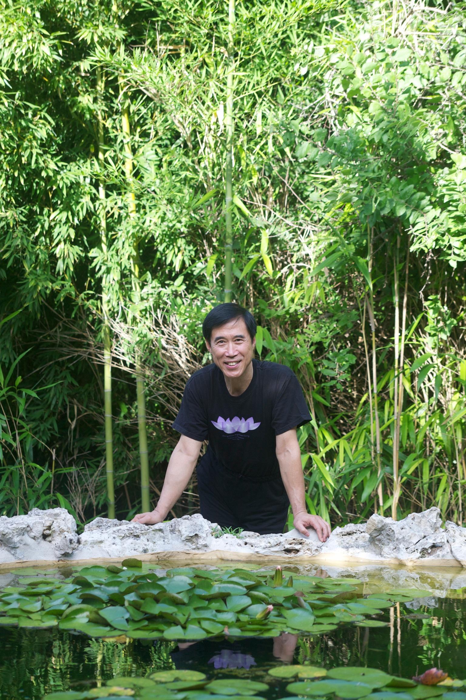 master li by pond.JPG