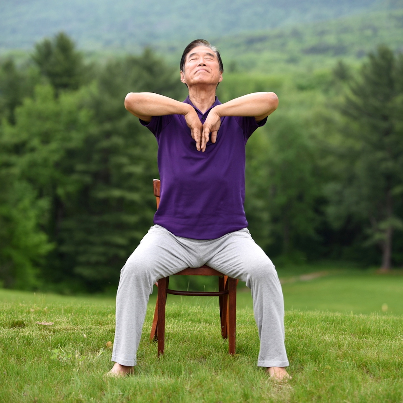Breath of Life - an advanced form of Sheng Zhen Meditation