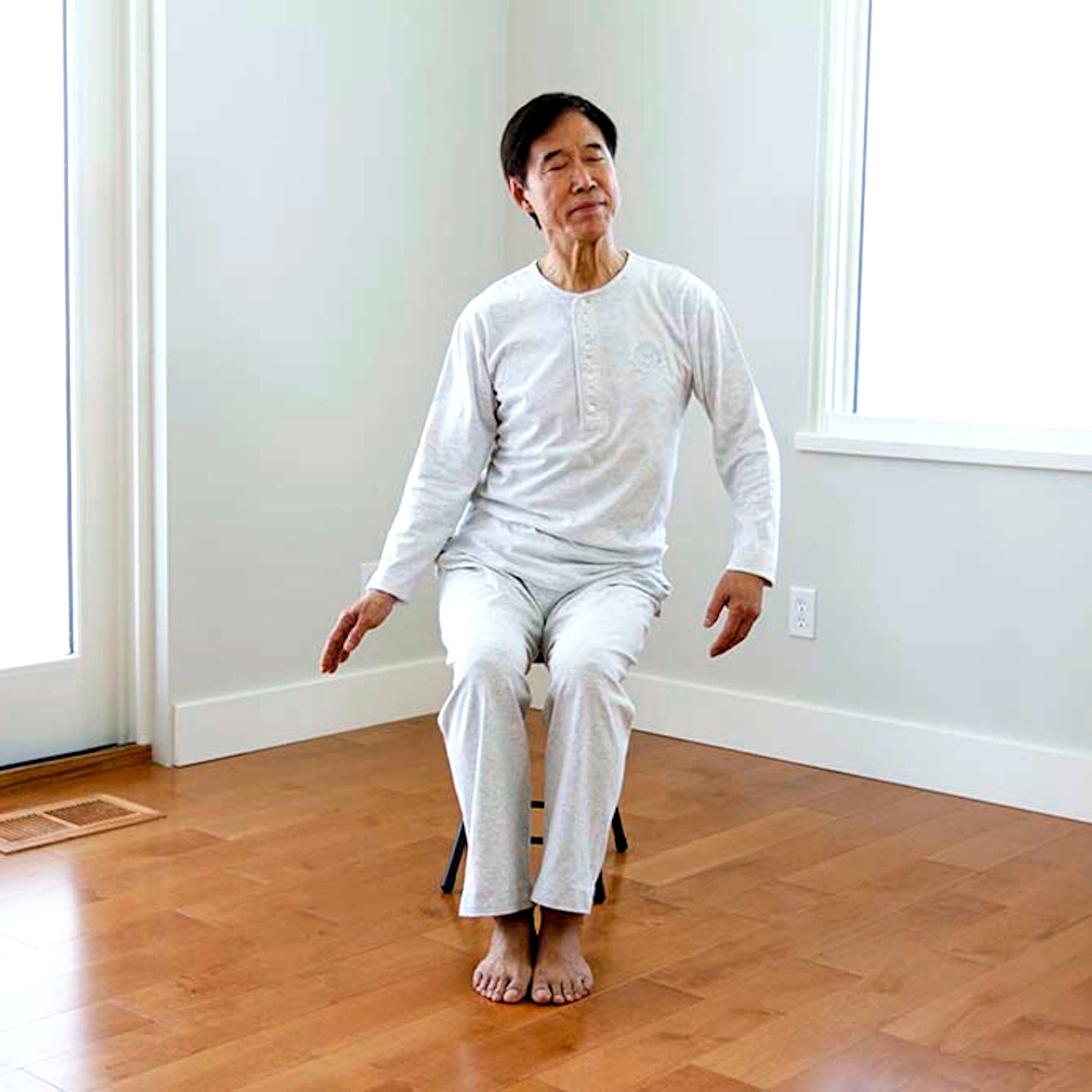 Light of Purity - and advanced form of Sheng Zhen Meditation