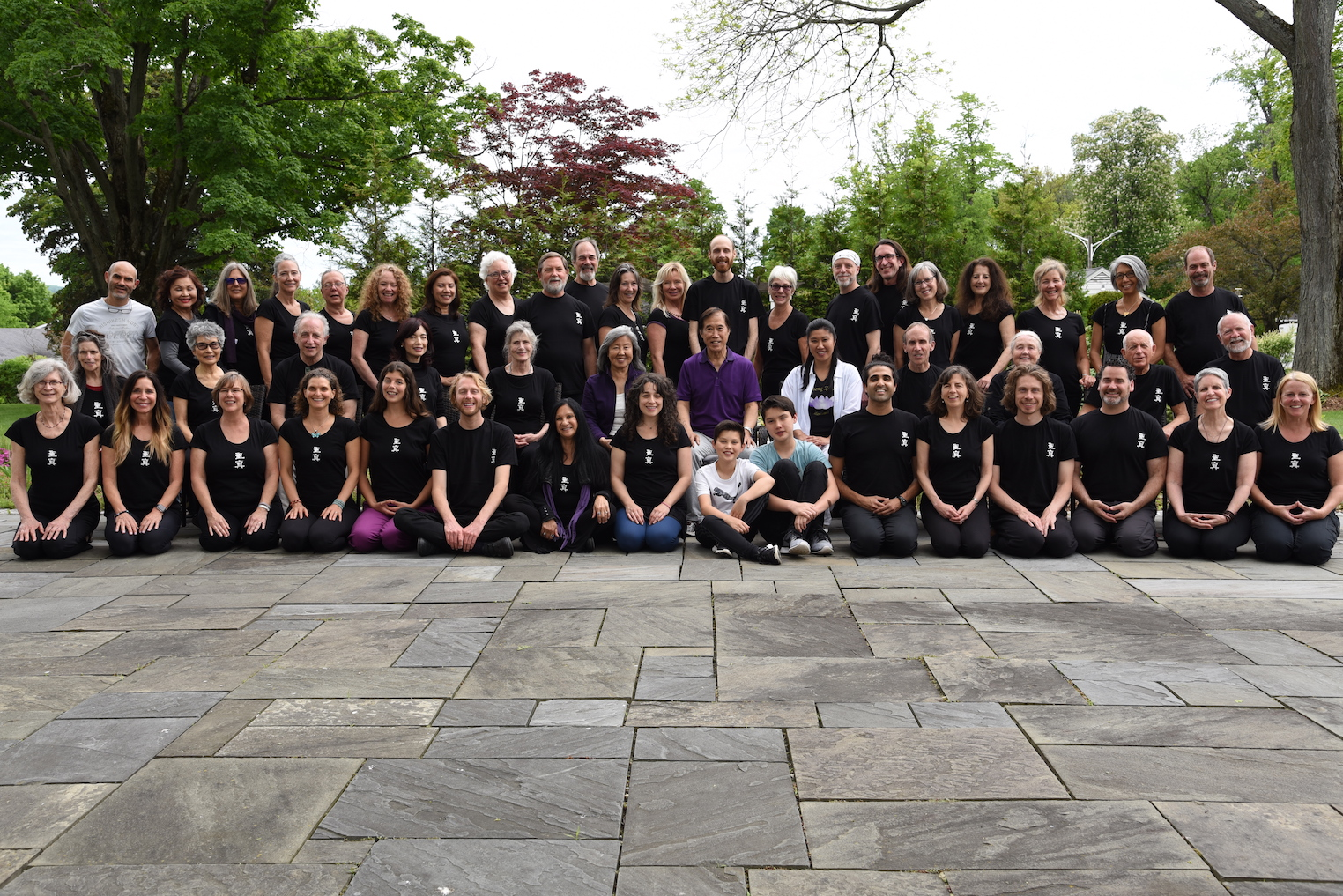 Sheng Zhen Teacher Training - Lenox, Mass, USA 2018