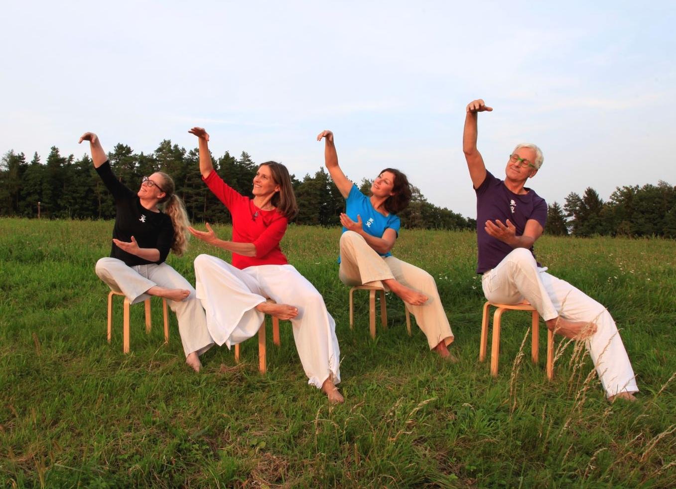 Sheng Zhen Healing Stage Three, Seventh Movement, Austria