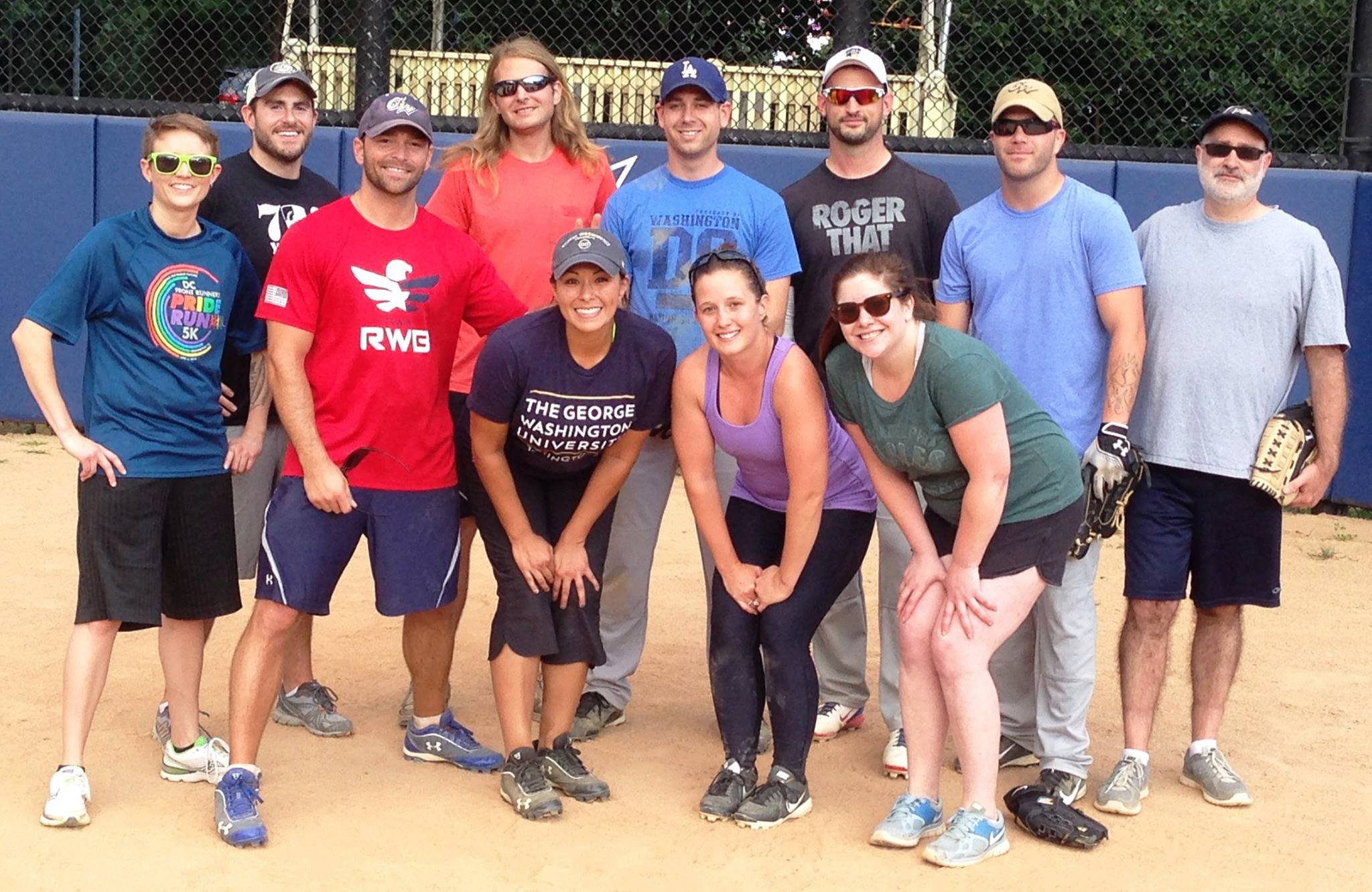 GW Veterans Summer Softball League
