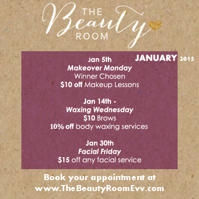 Makeup, Facials, Skin Care for Evansville, IN Kana Brown of The Beauty Room