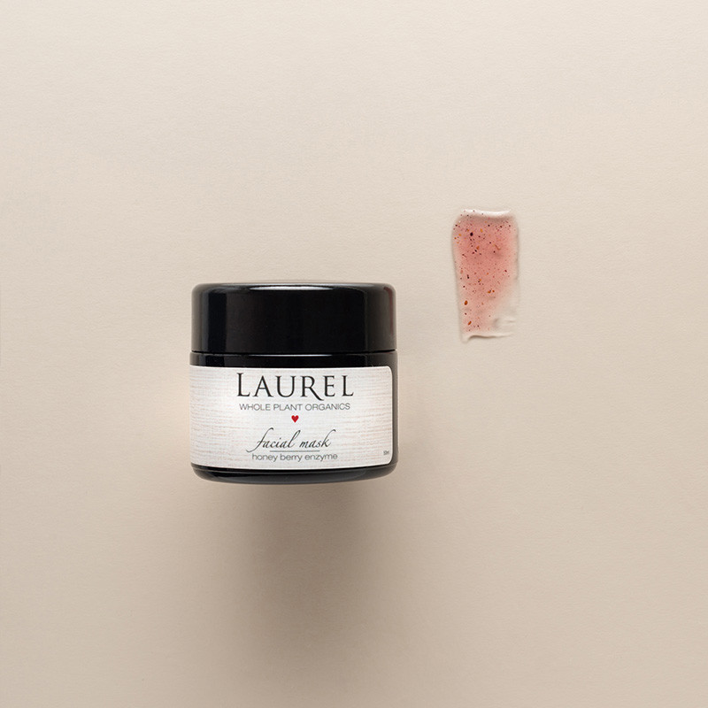 LAUREL WPO HONEY BERRY MASK