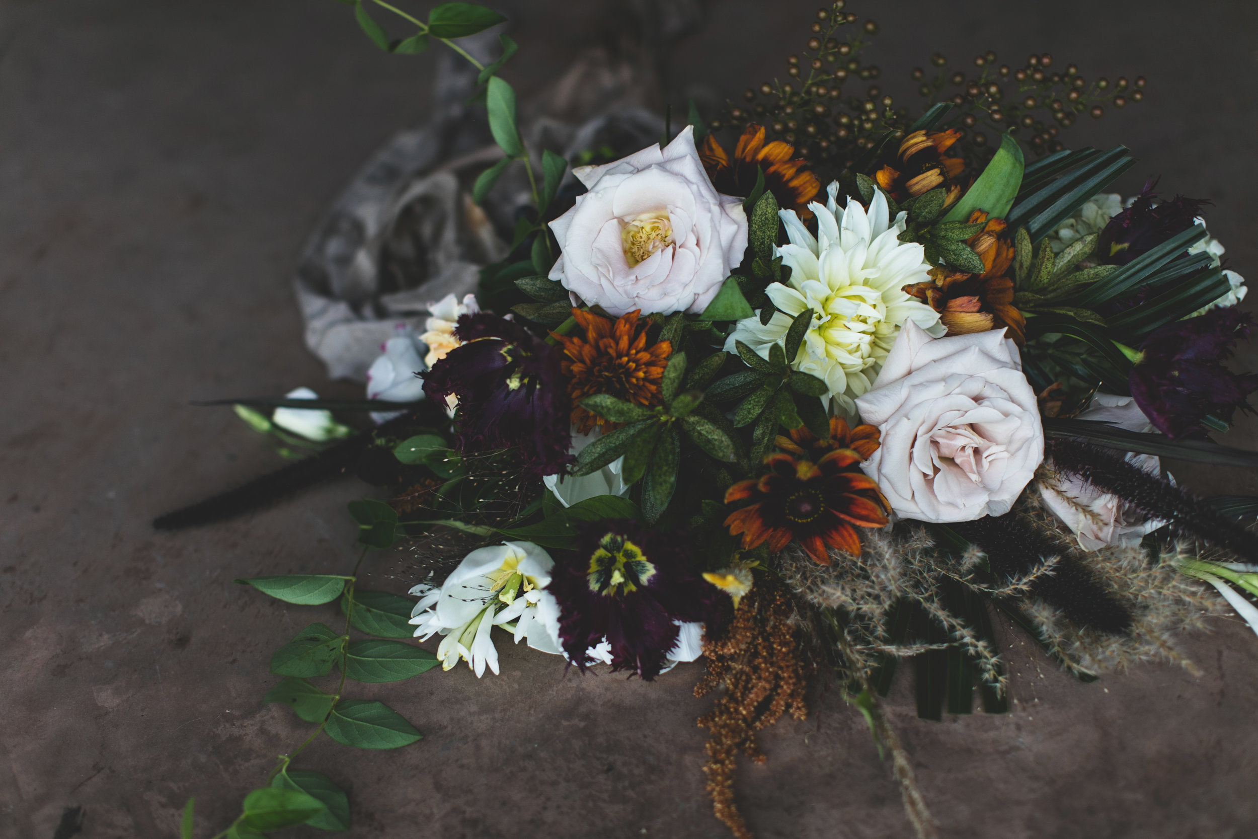 Petal & Pine Floral Design photo by Alisha Sims Photography