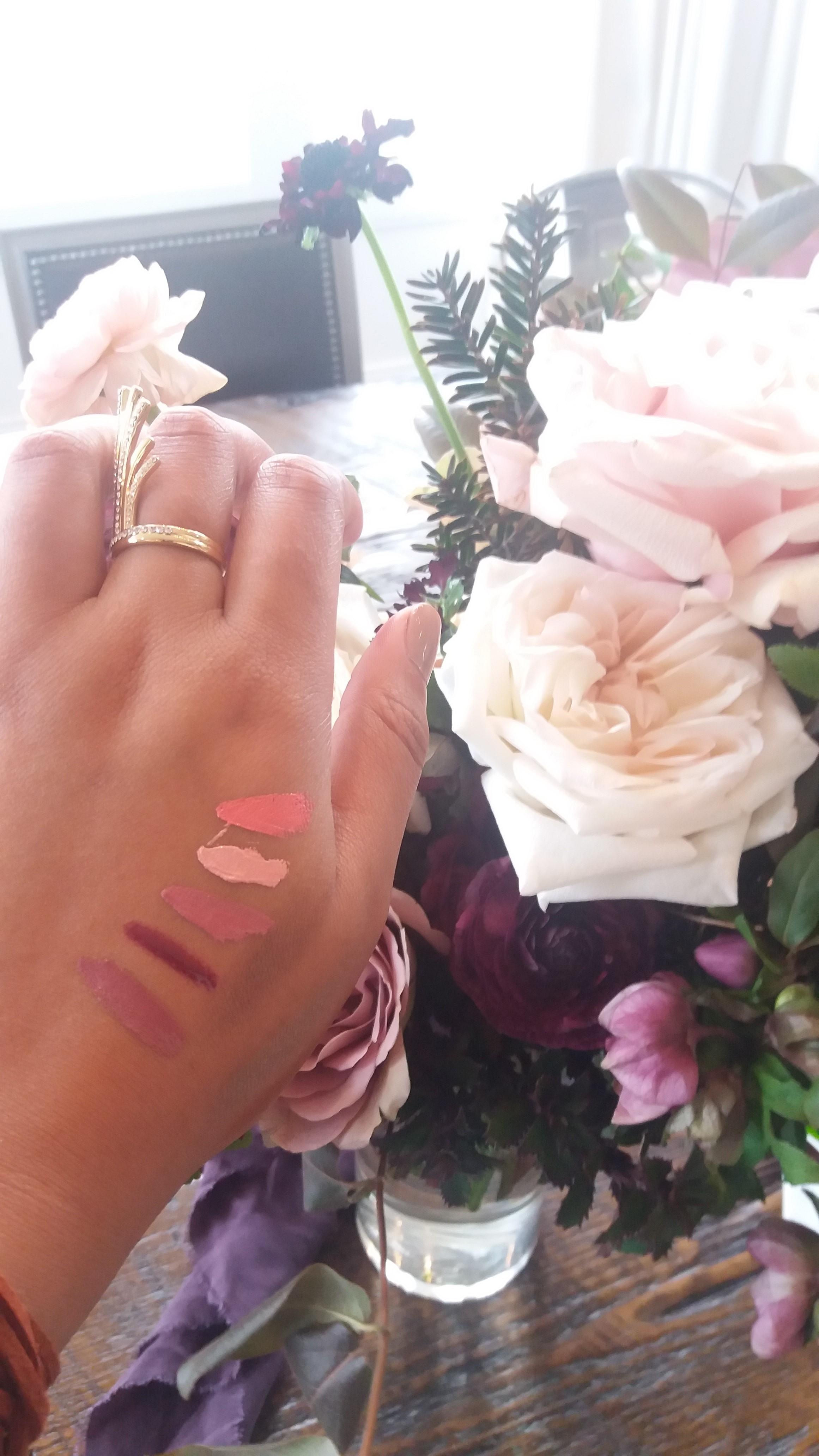 Kentucky Bride Magazine behind the scenes with makeup artist Kana Brown
