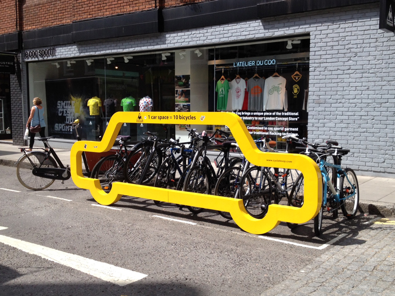 I want to see one/two of these on Stirchley High Street