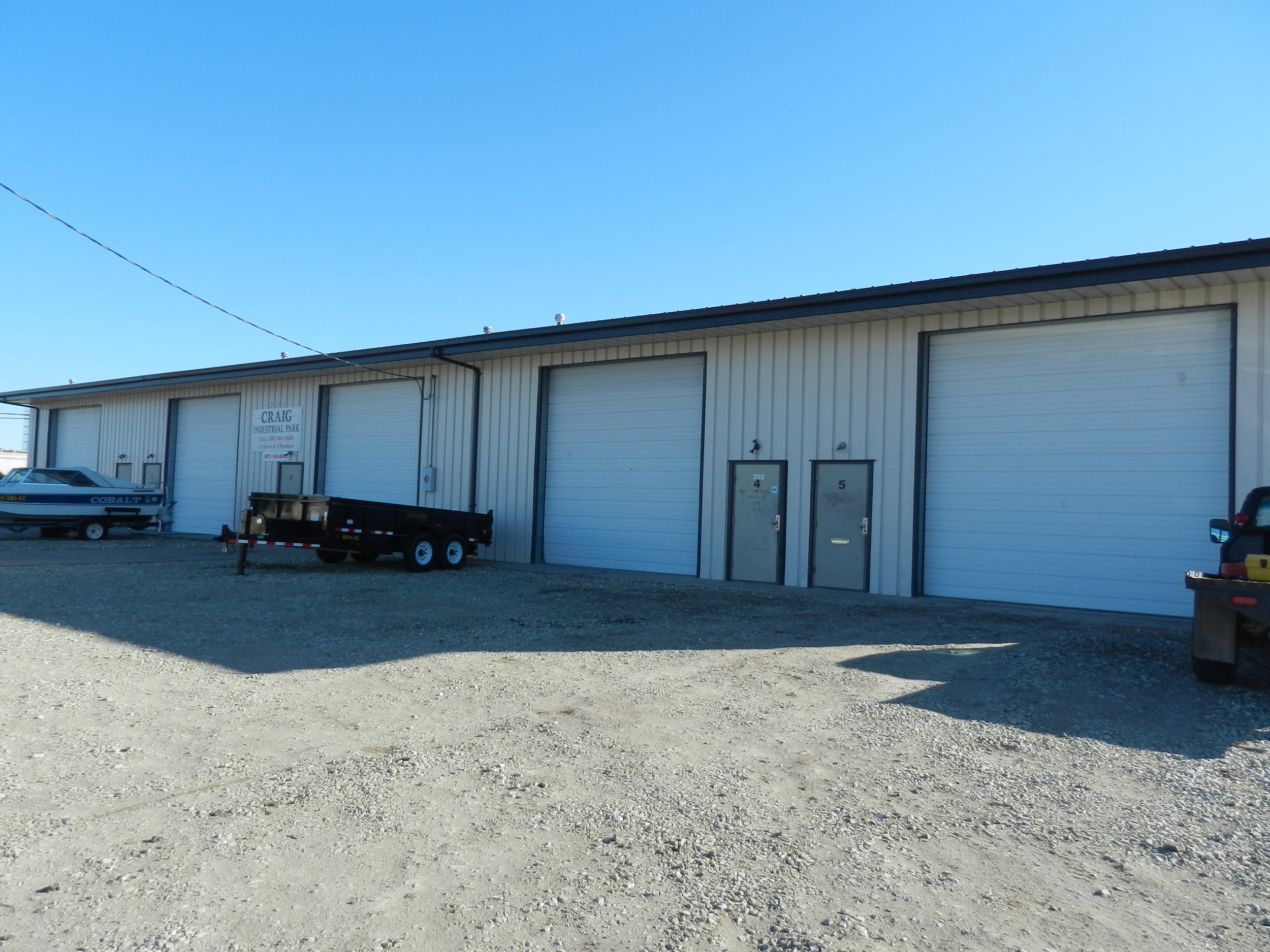Shops Storage Units Hastings Rentals