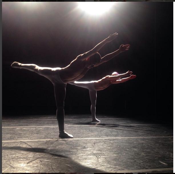 Joffrey Ballet School Culminating Performance at Symphonie Space Choreography: Marie-Christine Giordano Photo: Michael Blake