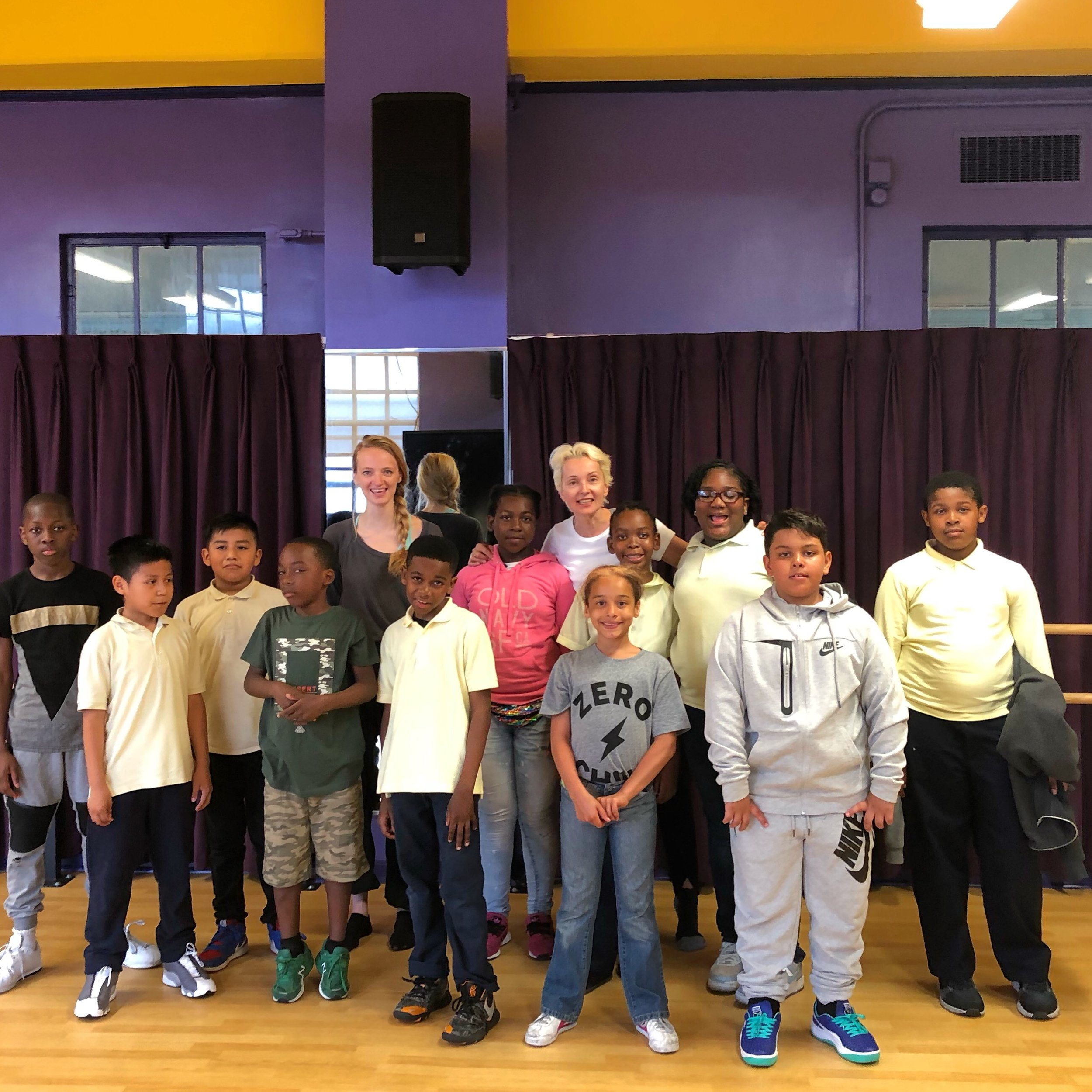 P.S. 25 Eubie Blake School, in Bed-Sty, June 17, 2019