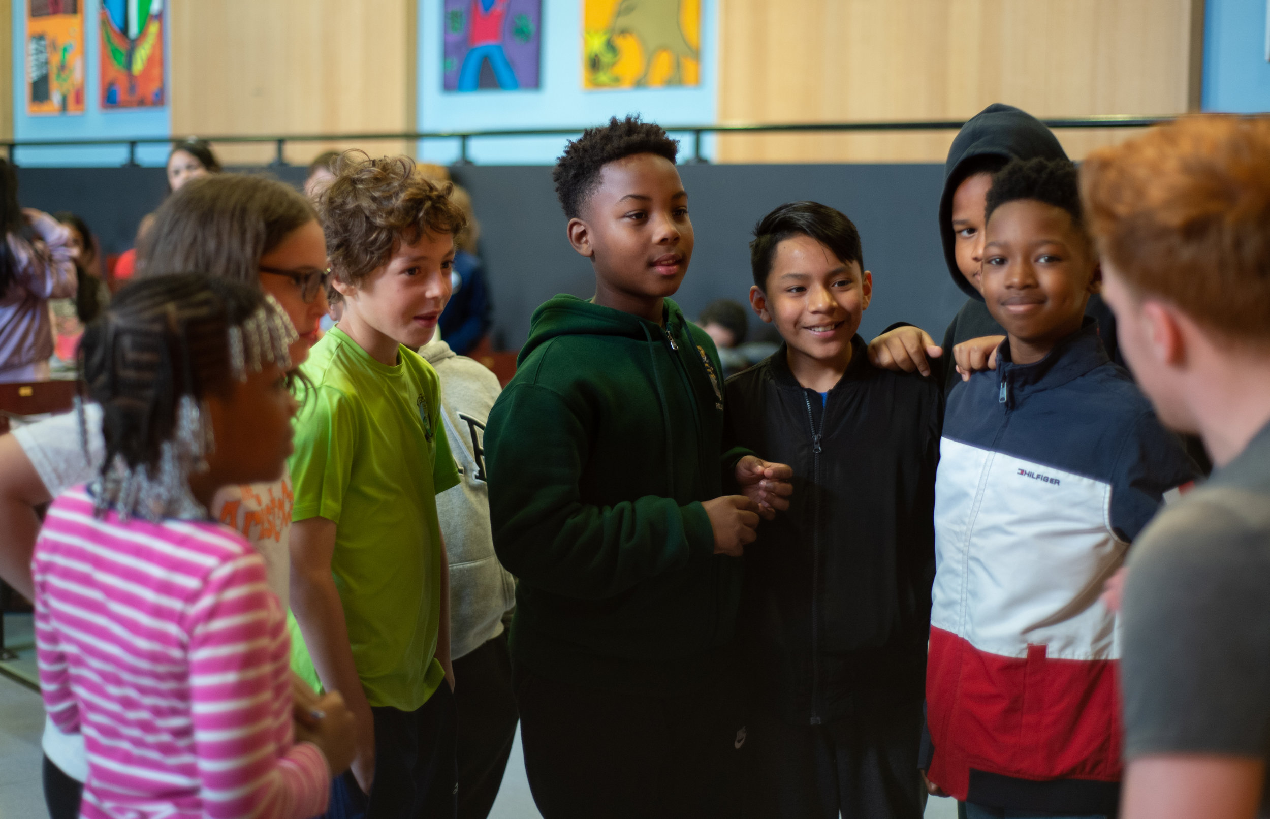 P.S.133 William Butler School, April 16, 2019