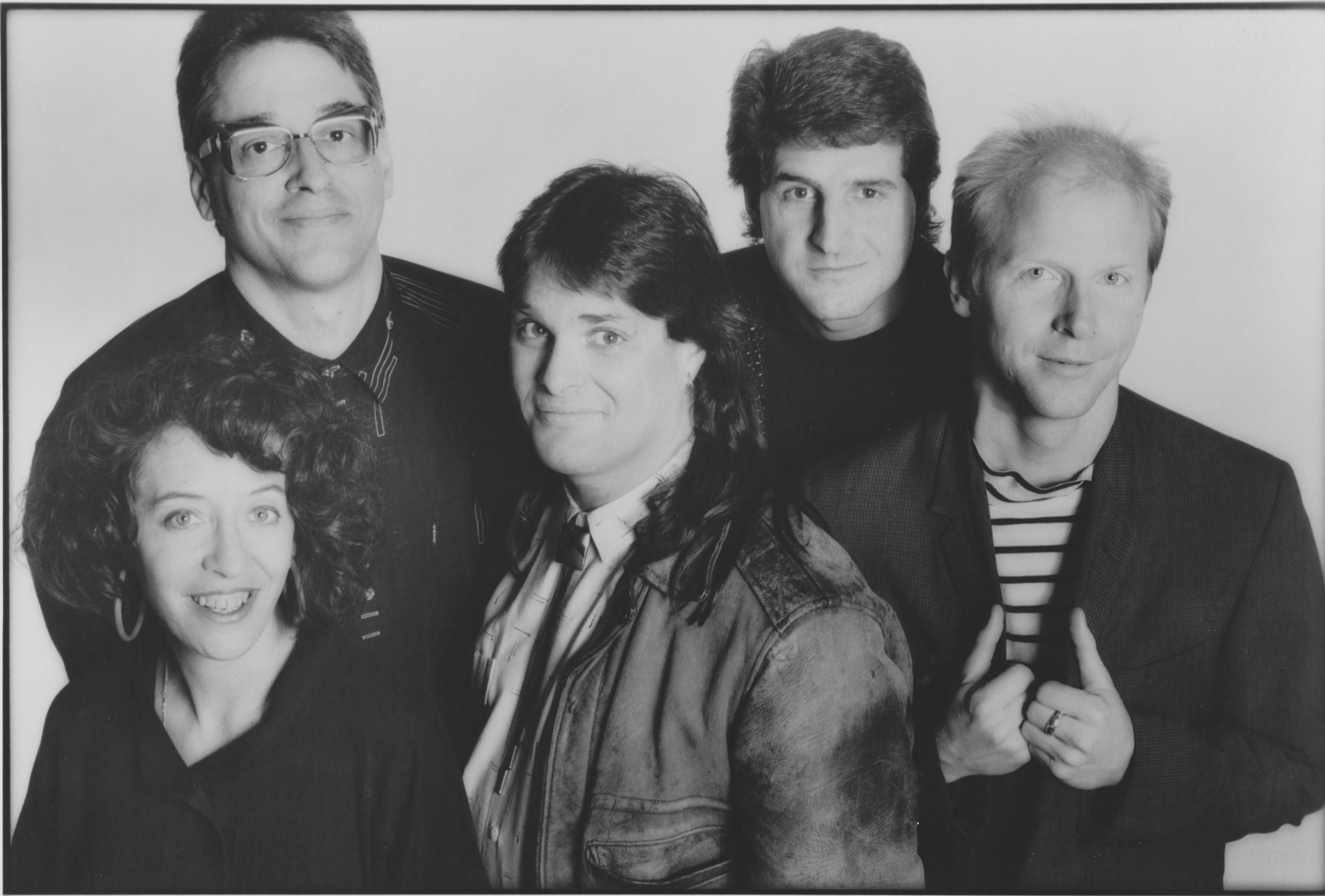 Five Bobs! - 1989 - 90.