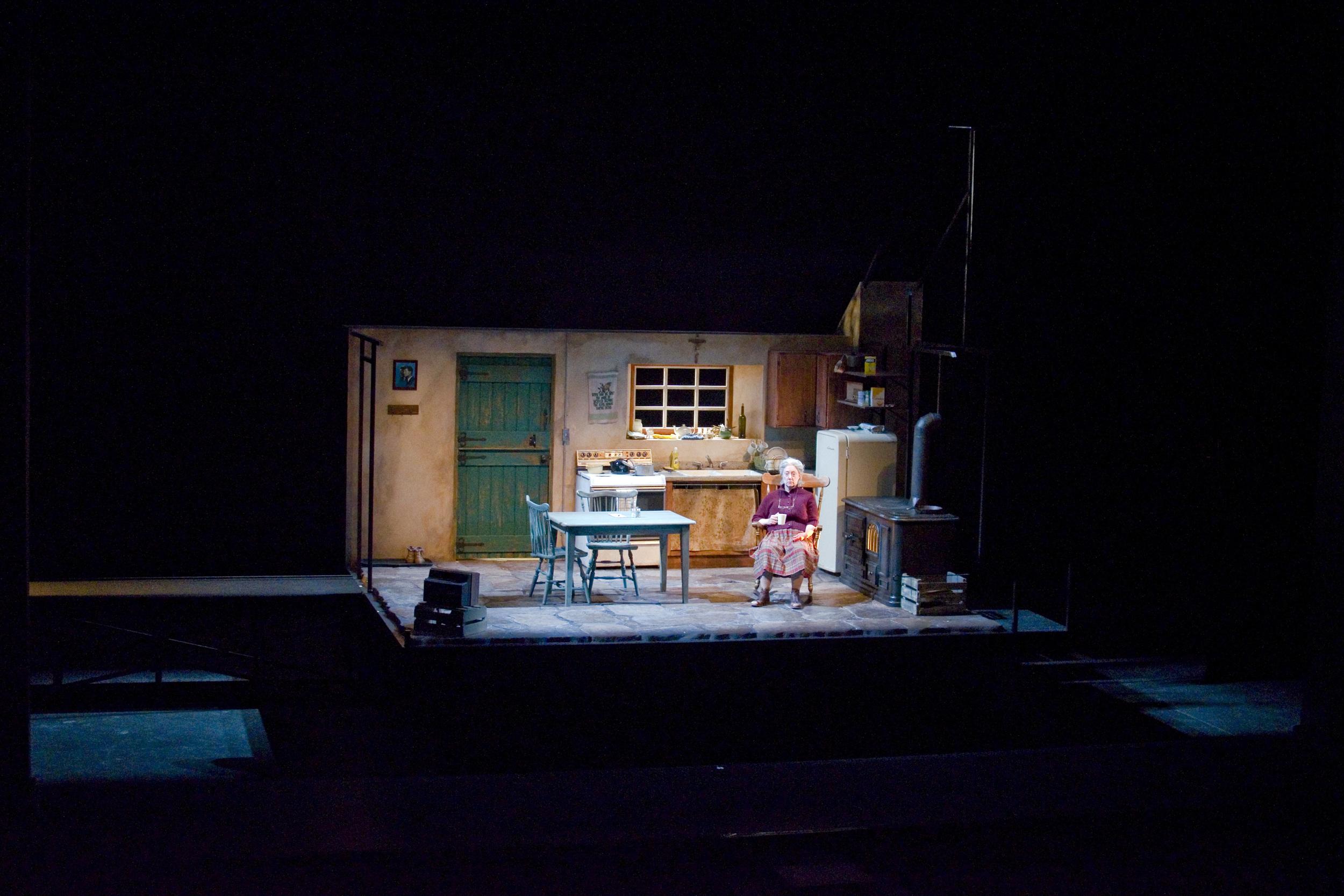 The Beauty Queen of Leenane , Purdue Theatre, 2012
