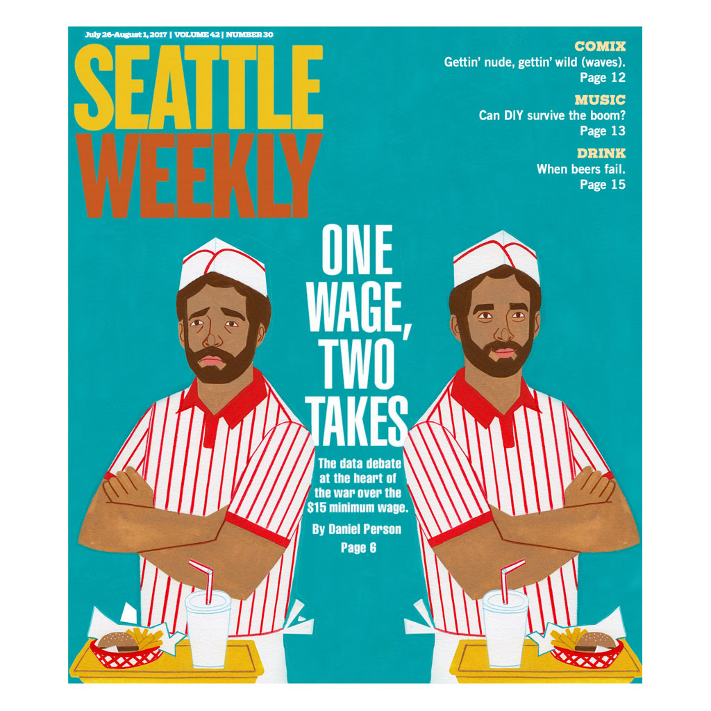 Seattle Weekly Volume 42, Issue 30 July 2017