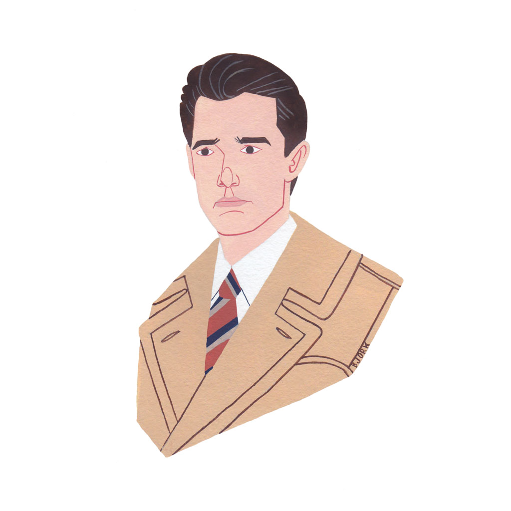 <i>Agent Cooper</i>