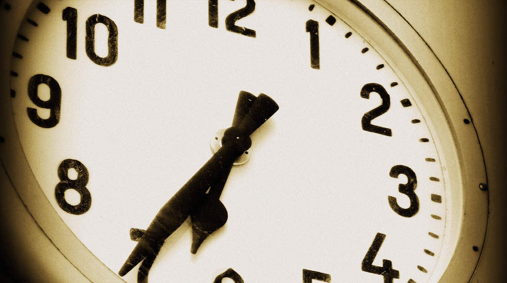 """"""" Time is Ticking Out """" by  mao_lini  is licensed under  CC BY-SA 2.0"""