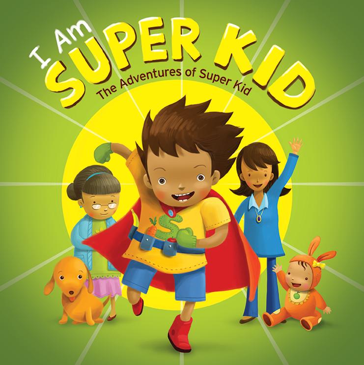 I am SuperKid