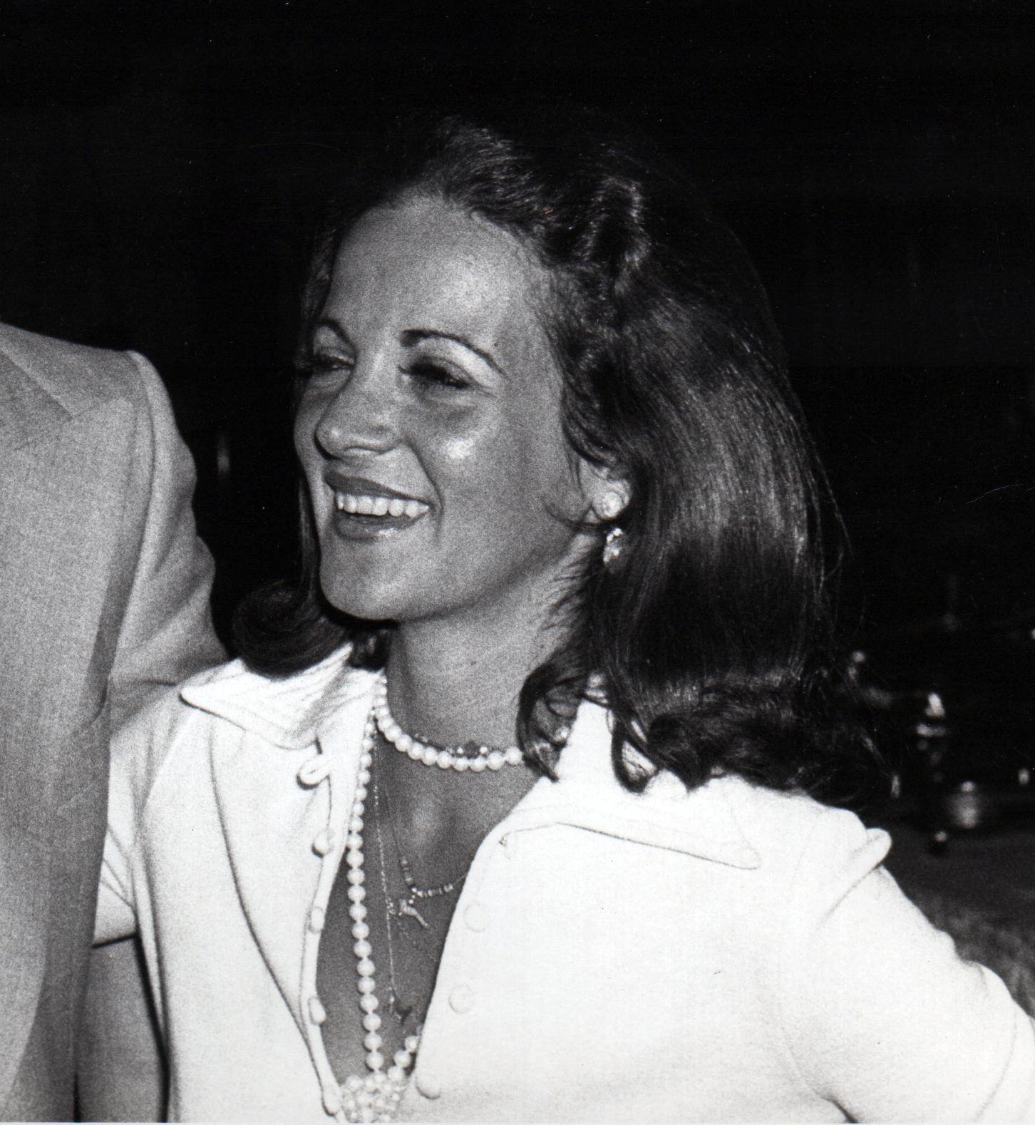 Carole Nash-Lawrence Circa 1976