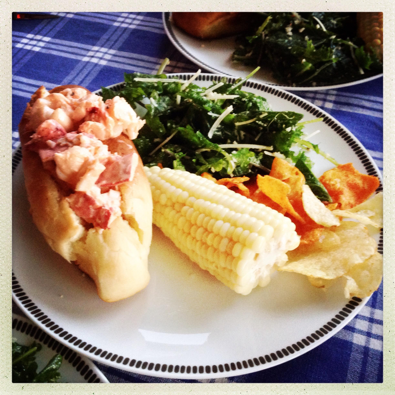 Lobsta Roll!