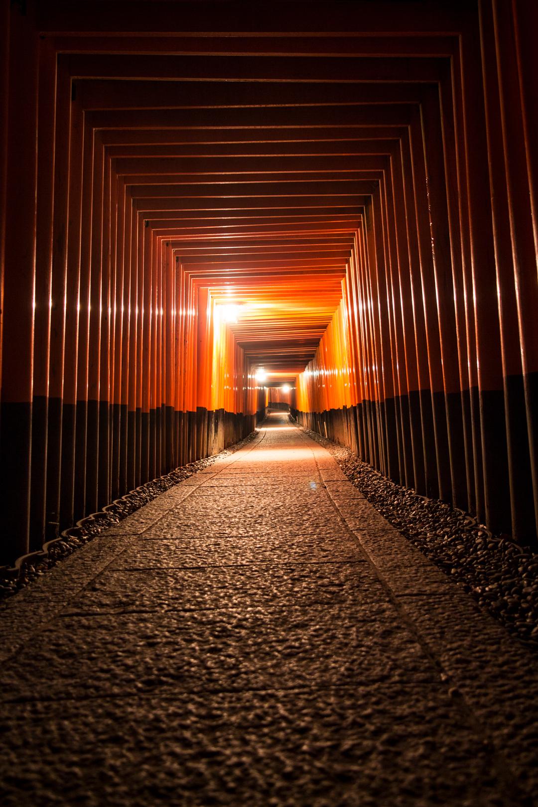 Fushimi Inari at Night