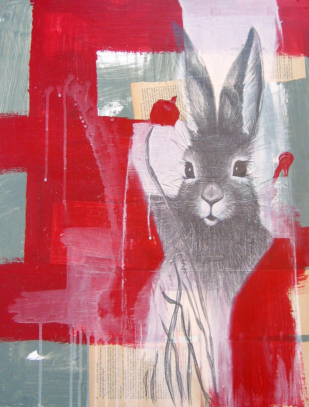 Acid Test Bunny
