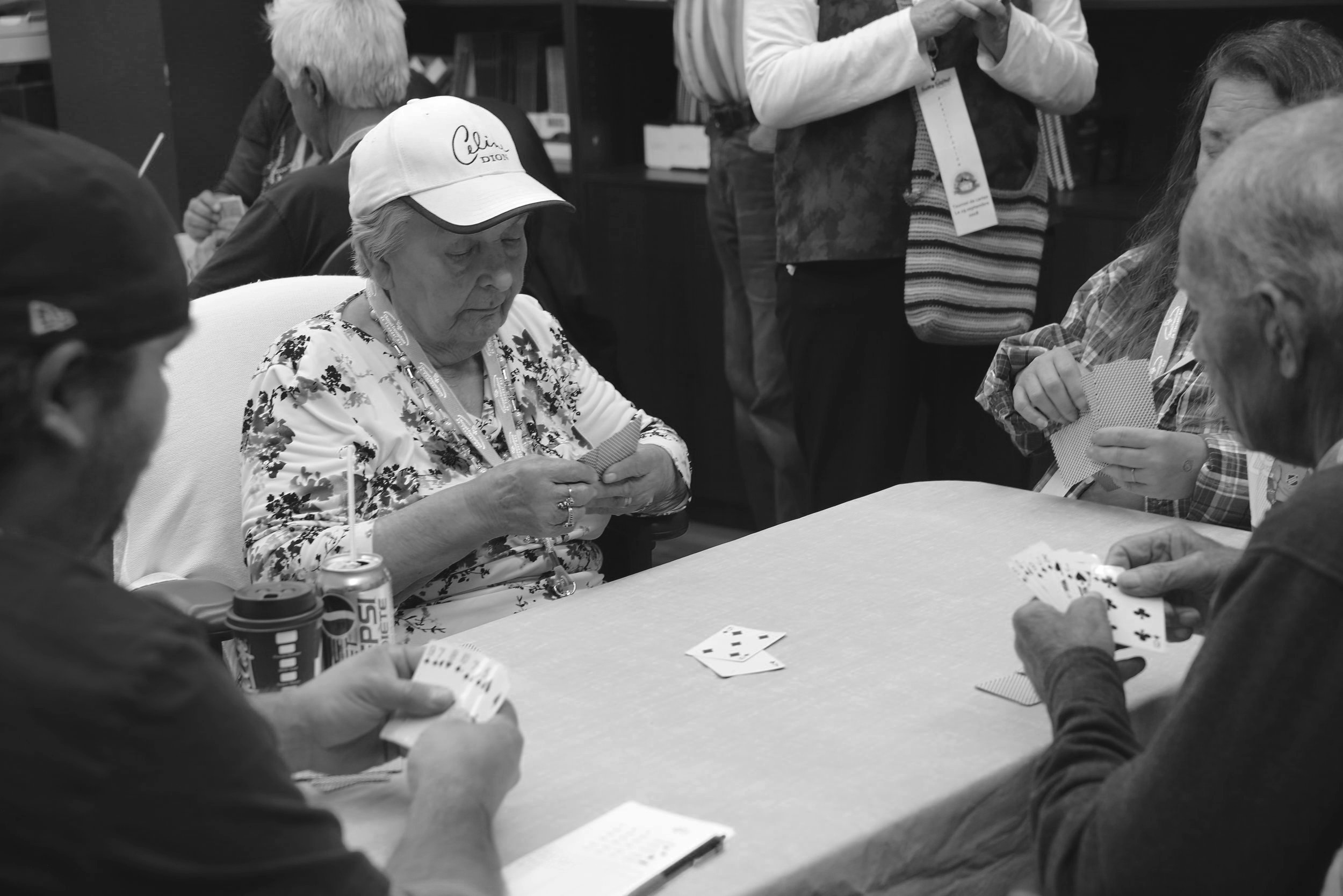Jeux de cartes - 2018