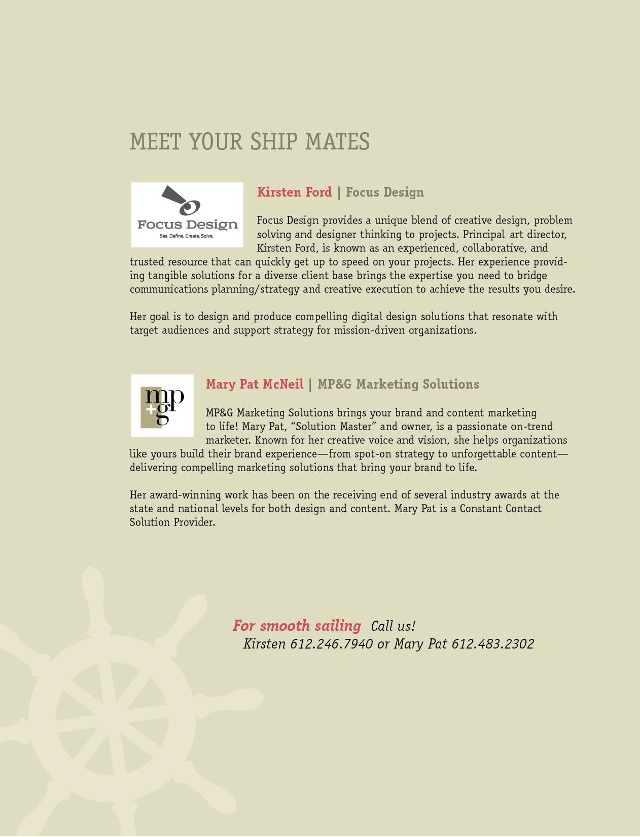Meet your SHIP mates