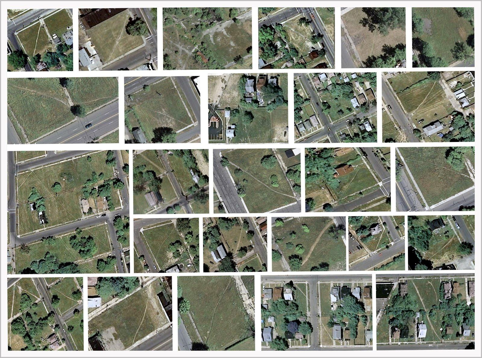 Desire Paths in Detroit [image via  FindSubstance ]