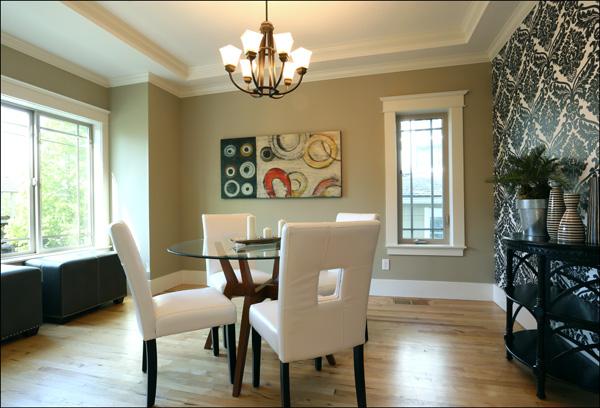 Formal dining room - main