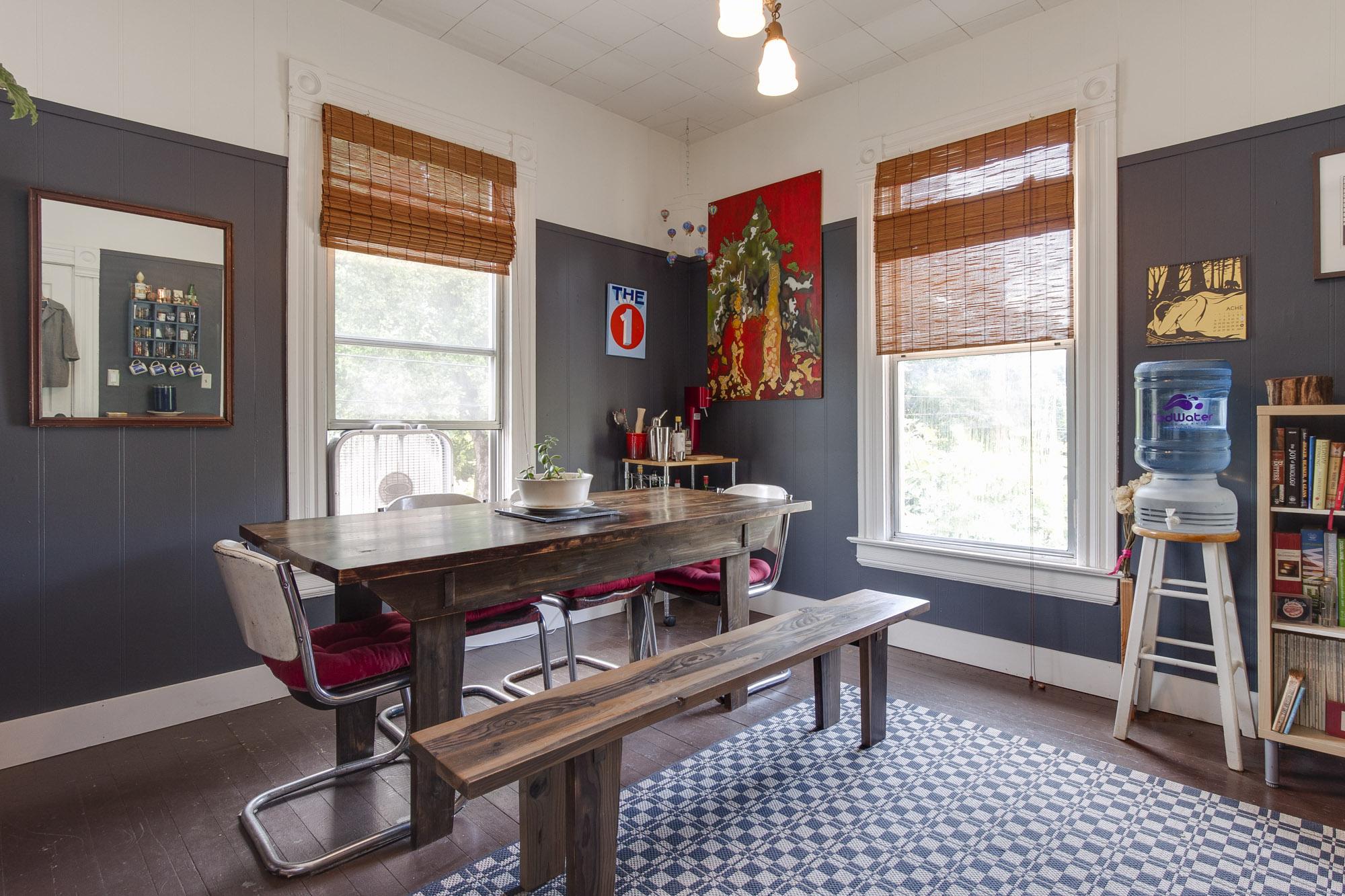 upper unit dining room