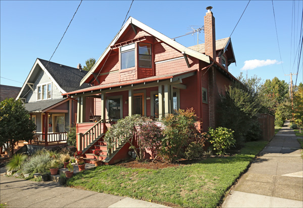5135 SE Salmon St. - $419,000  Sold for $427,000
