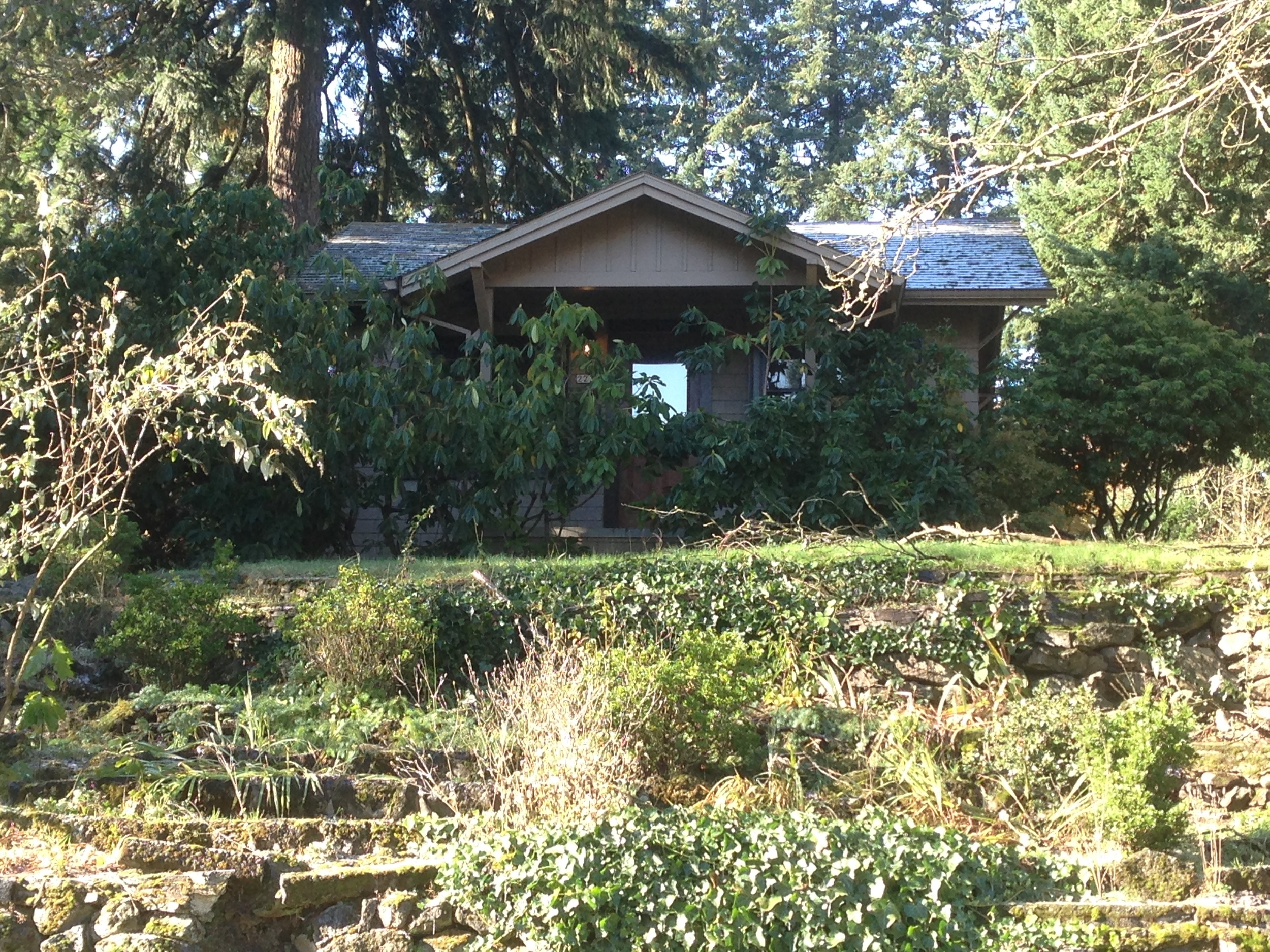 Tabor Cottage on 1/2 Acre