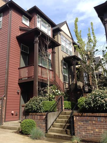 Sellwood Townhouse