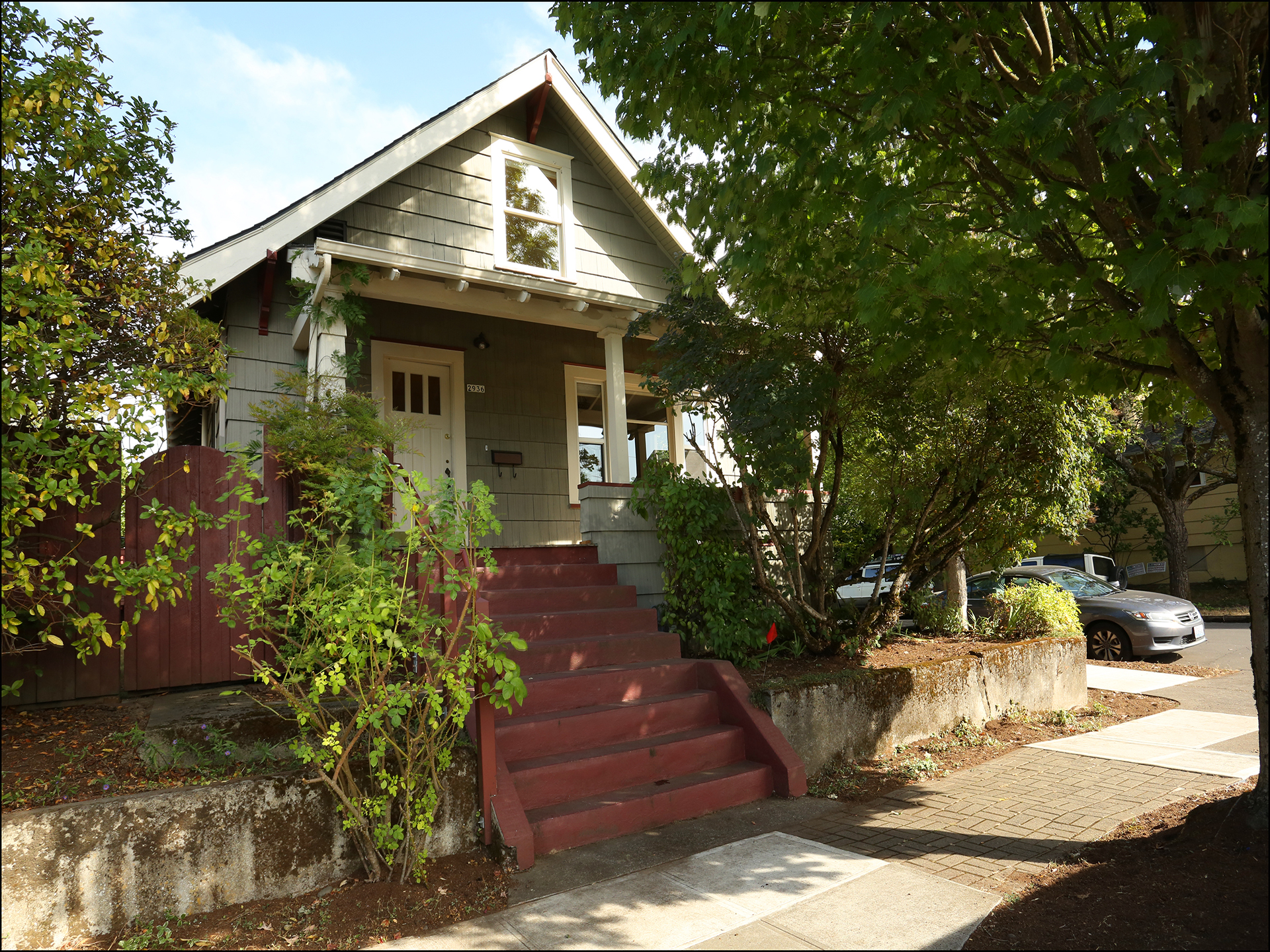 2936 SE 18th Ave -  Stylish Bungalow with huge upside potential  $635,000