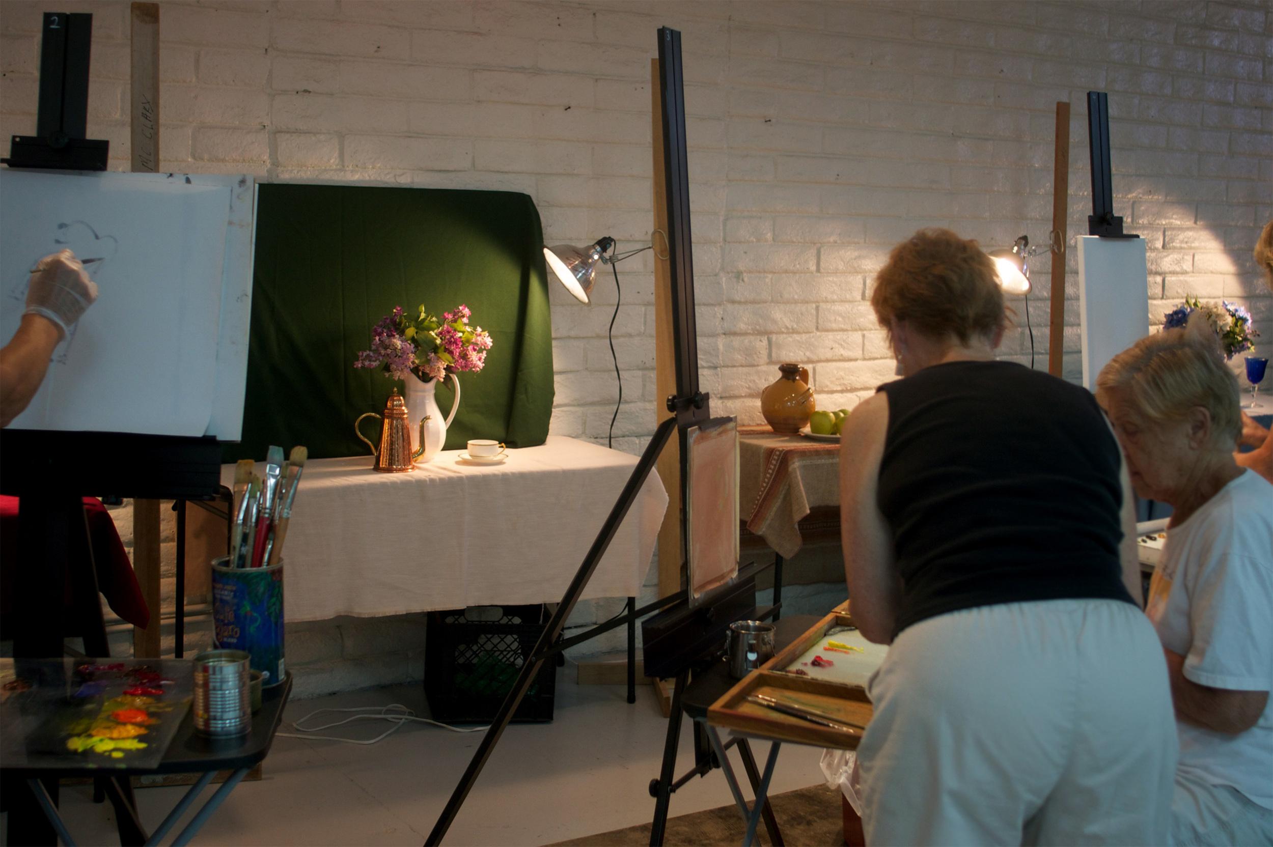 Copy of Still Life Workshop