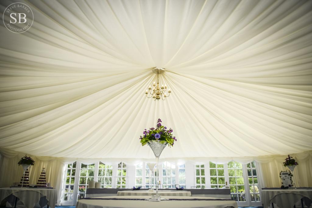 Marriot Hotel wedding