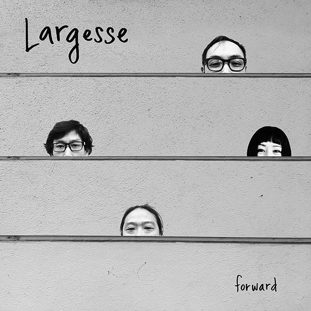 New year New record & New track. Available for download and streaming at http://largesse.bandcamp.com/album/forward-ep and all the usual places. Link in bio at @thinguthathong