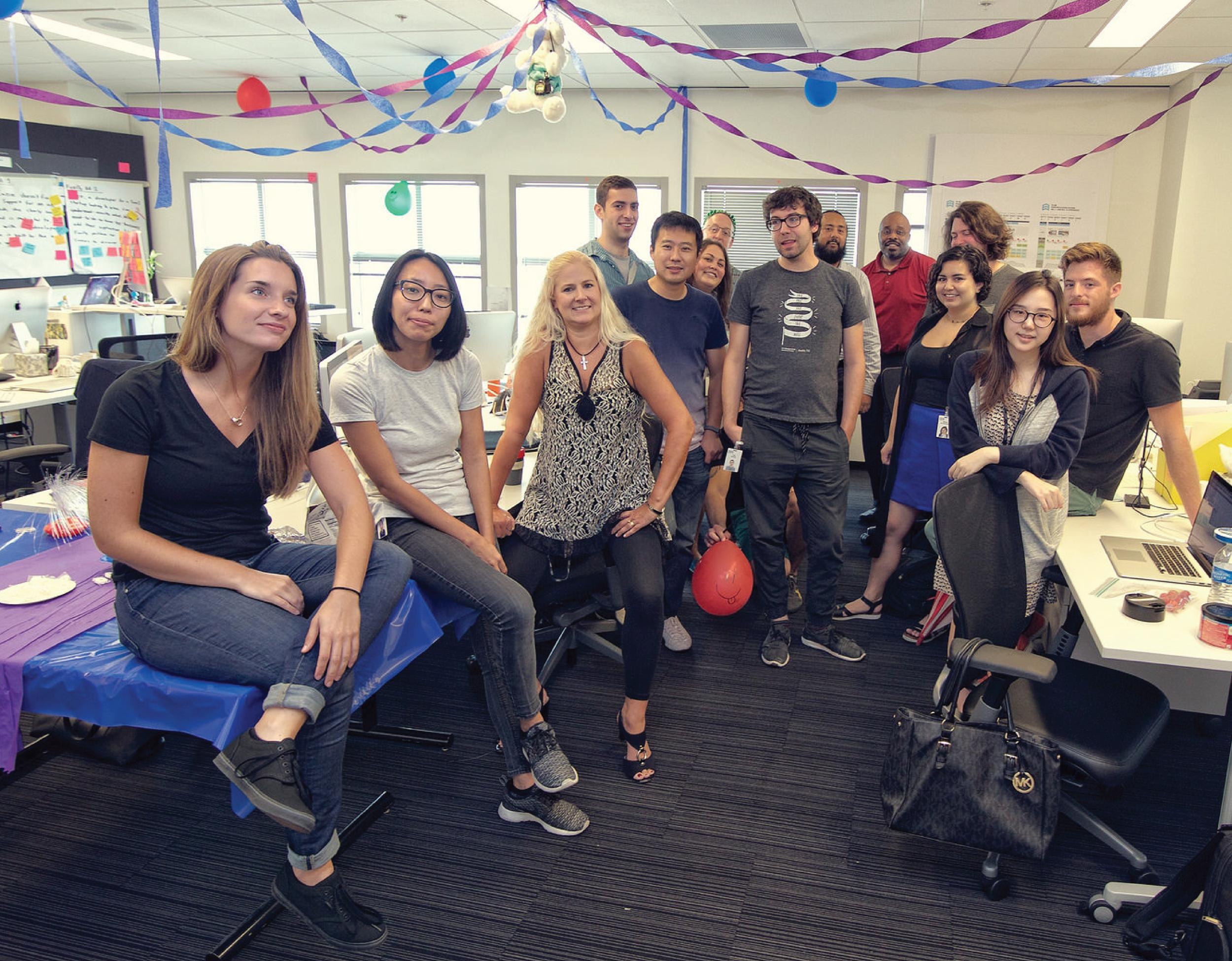 The Middleware design team in Austin, TX.