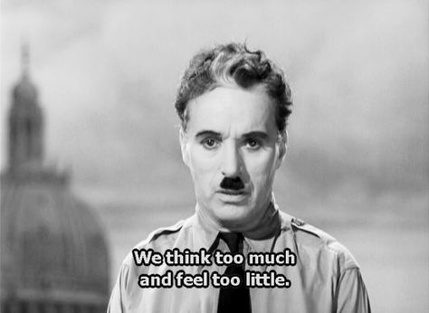 Charlie Chaplin's Full Performance in  The Great Dictator  (1940)