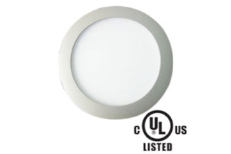 Click LED Oyster Light