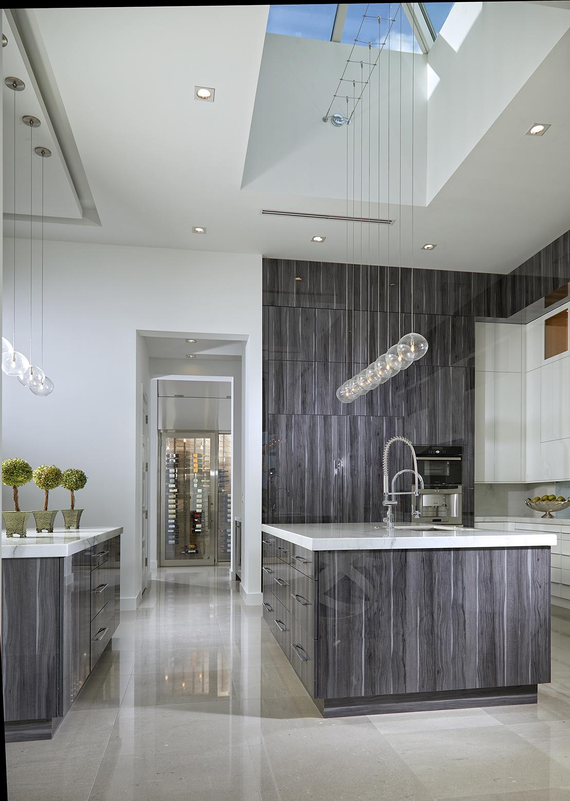 Wine Room / Kitchen