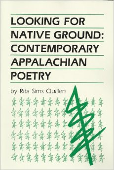 Looking for Native Ground: Contemporary Appalachian Poetry cover