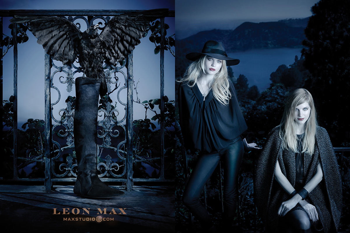 Resized_ADV - Leon Max - Winter 2013 Campaign_Crow.jpg