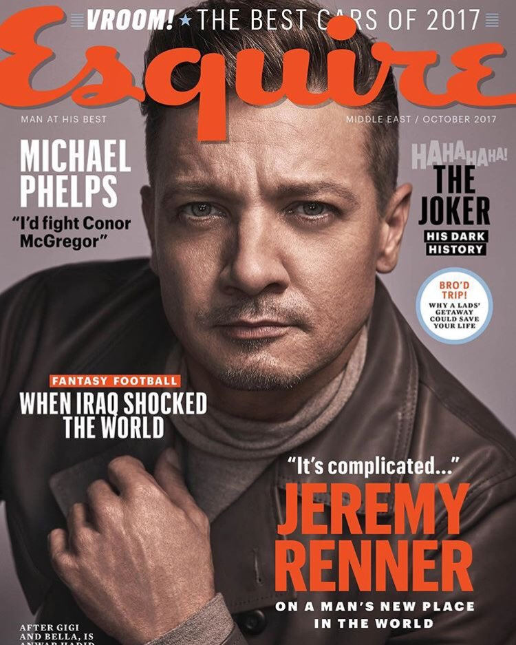 WEB COY Jeremy Renner ESQUIRE ME Oct17 - FabiolaCover.jpg