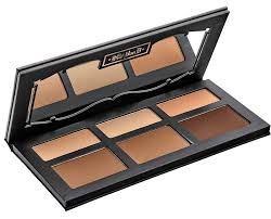 The Kat Von D Shade + Light Contour Palette  This palette is so good I'm tempted to buy a few of them just incase they decide to disappear on me. The powder is very full coverage and includes what you need to properly highlight and couture any skin color. $46.00 at Sephora