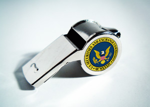 Whistleblower WHISTLE insiders file claims and report illegal activity & Misconduct and collect monetary bounty award